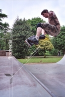 Laurie - Leamington Spa Mini Ramp