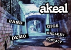 Akeal Web Site Flash Intro