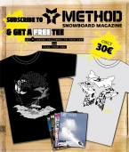Method Snowboard Magazine Subscription Image