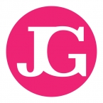 Galerie Jane Griffiths Logo Device Pink