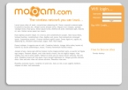 Mooam Wifi Access Point Login Page Visual