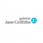 Galerie Jane Griffiths Logo Blue