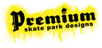 Premium Skate Design Logo, redrawn and enhanced from original by Flipmedia
