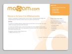 Mooam Web Site