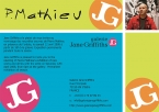 Galerie Jane Griffiths Invite - Pierre Mathieu