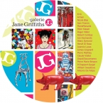 Galerie Jane Griffiths Round Promotional Card