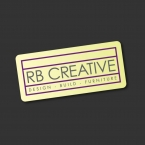 RB Creative web site logo