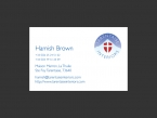 Tarentaise Interiors Business Card