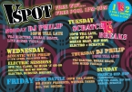 VSPOT Weekly Program Stlye