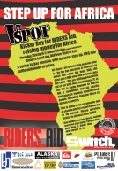 VSPOT Step up for Africa